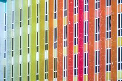 color shift (ToDoe) Tags: colors farben farbverschiebungen hose fassade facade rainbow patterns structure struktur windows fenster architecture architektur telaviv israel multicolora smileonsaturday regenbogen regenbogenfarben