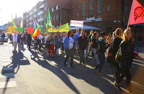 Parad 2 Nordiskt Forum Lördag