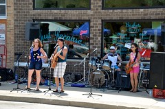 Live Music (Adventurer Dustin Holmes) Tags: concert livemusic performance band bands concerts performers pulaskicounty waynesvillemissouri waynesvillemo route66freedomfest