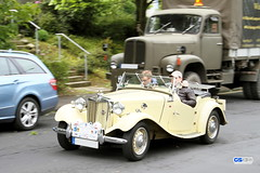 1950 - 1953 MG T-Type TD (Georg Sander) Tags: pictures auto old wallpaper classic cars car t photo automobile foto image photos alt picture mobil images mg fotos type vehicle oldtimer autos bild 1950 bilder 1953 td typ automobil ttype
