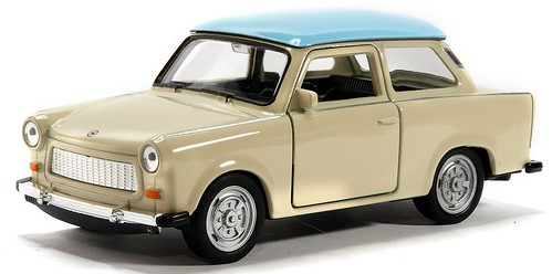 Welly Trabant 601