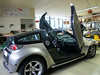 08 Smart Roadster 03-05 Faltschiebedach Verdeck Montage brs 01