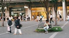 STAY AND MOVE @FUKUOKA CITY (Vic.Bai) Tags: japan olympus fukuoka f18 omd 25mm em5 micro43 mzuiko