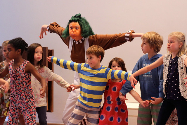 Willy Wonka Interactive Screening and Workshop 7