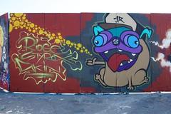 "kalasatama_070714 (9) (Helsinki street art office Supafly) Tags: streetart color art suomi graffiti helsinki colorful spray urbanart spraypaint hel kiva graffitiart ""street graffitiwall art"" katutaide supafly graffitistreetart kalasatama graffitiaita nuorisoasiainkeskus"
