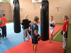 "zomerspelen 2013 karate clinic • <a style=""font-size:0.8em;"" href=""http://www.flickr.com/photos/125345099@N08/14427399243/"" target=""_blank"">View on Flickr</a>"