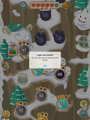 Jelly Splash Login: screenshots, UI