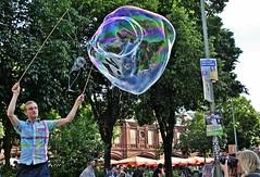 Berlin Hackescher Markt Bubblebo