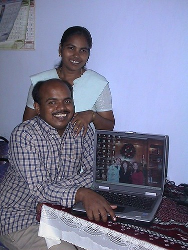 David's first computer
