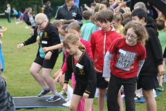 Samwise School Sports Day 2014: Mat Race