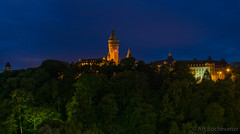 Luxembourg City at night (abochevarov) Tags: night luxembourg luxembourgcity