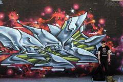 Markit~3 (jinxy2009) Tags: streetart colour art liverpool canon eos graffiti 7d m