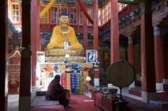 From The Inside (shazell212) Tags: india asia buddha monk buddhism monastery ladakh hemis jammuandkashmir