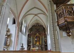 Goslar: St. Jakobikirche (zug55) Tags: church germany deutschland gothic kirche unescoworldheritagesite unesco worldheritagesite altar baroque romanesque barock stjameschurch worldheritage weltkulturerbe goslar gotisch niedersachsen lowersaxony welterbe romanisch jakobikirche stjakobikirche stjakobi saintjameschurch jakobikirchhof stjacob'schurch stjakobusderältere