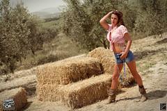 2014-07-27-penedes custom-003 (--Ash--) Tags: sexy girl model cowgirl reportaje reportatge penedescustom