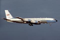 58-6971-EDI1989copy (MarkP51) Tags: edinburgh aircraft aviation boeing usaf edi egph vc137b 586971