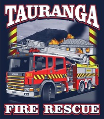 "Tauranga Fire Station - Tauranga, New Zealand • <a style=""font-size:0.8em;"" href=""http://www.flickr.com/photos/39998102@N07/14680576401/"" target=""_blank"">View on Flickr</a>"
