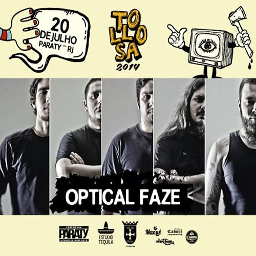 Domingo, 20/07, o chão vai tremer ao som da Optical Faze! Direto de Brasília, a banda de modern metal, que já se apresentou em grandes festivais pelo país, é uma das atrações imperdíveis do Tollosa!  #PousadaDoCareca #paraty #musicaparaty #rockparaty #tol