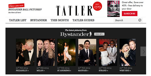 Tatler covers Chinese New Year Party in aid of World Horse Welfare in Mayfair February 20214