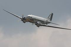 C-47 (car_plane_train_guy) Tags: michigan wwii airshow b17 ww2 lightning thunderbirds dc3 warbirds warbird c47 p51 f86 p51mustang p38 thunderovermichigan b25bomber p63 yankeelady b17flyingfortress wwiireenactment c54skymaster p63kingcobra wwiiww2warbirds sabref86sabre