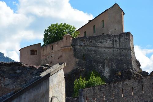 Citadel of Corte (Corsica, France 2014)