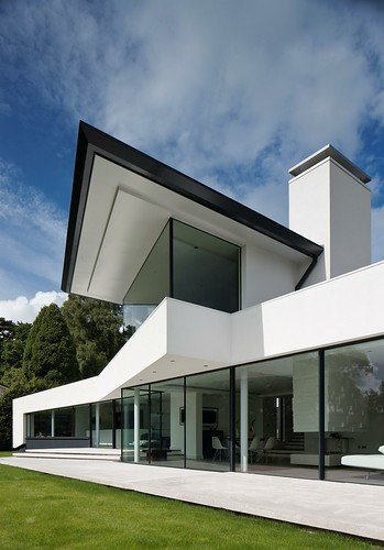 Helensburgh House by McInnes Gardner Architects