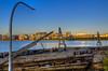 Abandoned wharf - Homebush Bay #2 (nikabuz) Tags: wood abandoned water sydney wharf historicalsite homebushbay