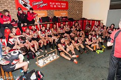 "IMG_8223 (Go to ""Albums"" for all pics) Tags: club football collingwood dolphins pies magpies frankston vfl"