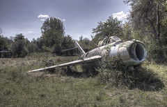 'Grounded' (EXPLORED) (Timster1973 - thanks for the 16 million views!) Tags: school urban color colour abandoned neglect plane canon tim education europe decay urbandecay neglected flight jet explore bulgaria abandon forgotten urbanexploration learning exploration forgot derelict abandonment decayed decaying dereliction jetfighter mig ue bulgarian urbex eurotour forgottenplaces timknifton timster1973 knifton europeanurbex bulgarianurbex