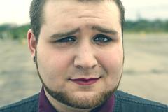 IMG_0155 (MatthewBryanPruitt) Tags: bear cute sexy make up drag cub adorable makeup chub queen unf