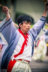 2014_08_24_Super_Yosakoi_Select_B024_HD (Nigal Raymond) Tags: japan canon harajuku   matsuri meiji      tky jing omotesand 100tokyo cooljapan nigalraymond wwwnigalraymondcom 5d3  genkimatsuri