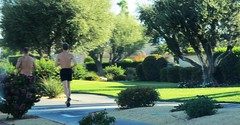 August 28, 2014 (2) (gaymay) Tags: california gay love happy desert palmsprings runners joggers triad