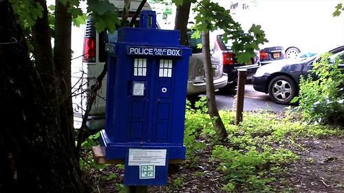 Fãs do Doctor Who, unam-se! — Doctor Who #13 (GC56Y0Z) — Geocache da Semana