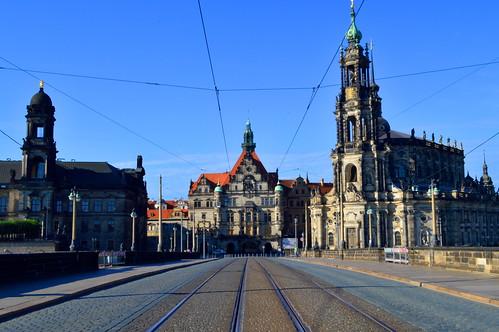 Augustusbrücke - Dresden