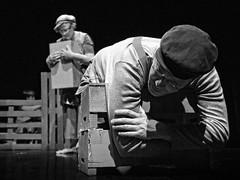 Geboorte des Revoltes #3  8974 (Lieven SOETE) Tags: brussels people art arte belgium belgique artistic theatre kunst diversity bruxelles social menschen personas persone human thtre personnes  2014  molenbeek  ife  intercultural artistik diversit interculturel socioartistic