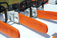 STIHL Tour des Trees 2014 (shutterjet) Tags: wisconsin chainsaw 2014 stihl sturgeonbay chainsaws tourdestrees stihltourdestrees georgekpinneypark
