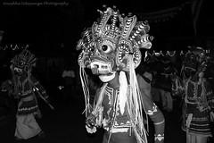 Traditional Devil Dancer