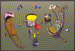 COISAS QUE FICARAM MUITO TEMPO POR DIZER / THINGS THAT WERE LEFT UNSAID FOR TOO LONG, 2013 (jmp_photos) Tags: street brazil moon art brasil painting fortes graffiti twins mural opera artist gallery os gustavo da lua paulo são otávio gemeos osgemeos 2014 ópera a vilaça pandolfo aóperadalua operaofthemoon