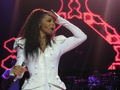 Janet Jackson, Number Ones Tour, London. (Amy Leiton) Tags: london royalalberthall londres janetjackson numberonestour