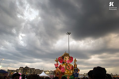 "Lord Ganesha Immersion Festival, Chennai • <a style=""font-size:0.8em;"" href=""http://www.flickr.com/photos/86056586@N00/14990825769/"" target=""_blank"">View on Flickr</a>"