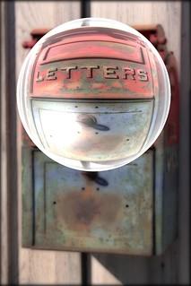 #CrazyCamera mailbox
