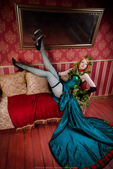 __IMG_0088 (DashaOcean) Tags: original dc cosplay ivy dccomics moulinrouge poisonivy posin
