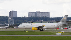 Vueling Airbus A320-232 EC-LQZ (No_Water) Tags: stuttgart airbus flughafen edds vueling a320232 eclqz