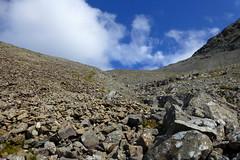 Coir  an Eich heading up Sgurr Banachdich (a-dinosaur) Tags: up an heading coir sgurr eich banachdich