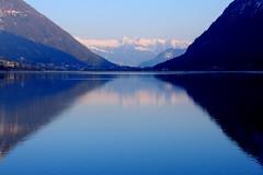 Find the function! (Achensee, Austria) (armxesde) Tags: lake mountains alps reflection water austria see österreich wasser pentax berge alpen spiegelung k5 achensee