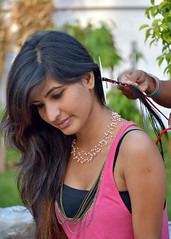 From New Delhi with love. (Lim Ph Nhm) Tags: li delhi charming hai newdelhi braiding hairbraiding limphonhom limphonhom liemphonhom