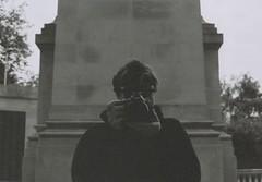 Liam 1 (Casey Mark Brown) Tags: blackandwhite bw london film 35mm skateboarding pentax kodak grain skate portsmouth vans cheesey supreme petersfield nikesb sp500