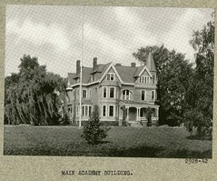 photo album 02928-01-ph42 (Olmsted Archives, Frederick Law Olmsted NHS, NPS) Tags: ohio oberlin oberlincollege