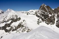 Mountains (sylweczka) Tags: snow ski mountains alps switzerland tour glacier skitour sylweczka