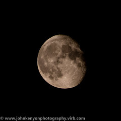 Another grainy supermoon! (johnkenyonphotography@gmail.com) Tags: moon astronomy lunar supermoon